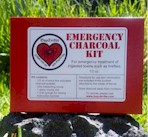 Emergency Charcoal Kit